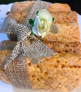 Biscuits imbibés de recette ancienne