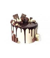 Gâteaux et Drip Cakes